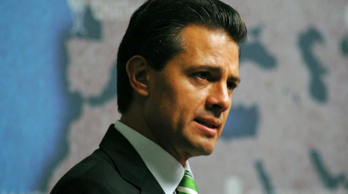 Imagen original de Chatham House: HE Enrique Peña Nieto, President of Mexico