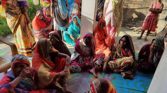 Image: Janastu, Visit to Uttar Pradesh, India.