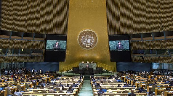 Photo: United Nations, used under CC BY-NC-ND 2.0 licence (https://flic.kr/p/YPdeXw)
