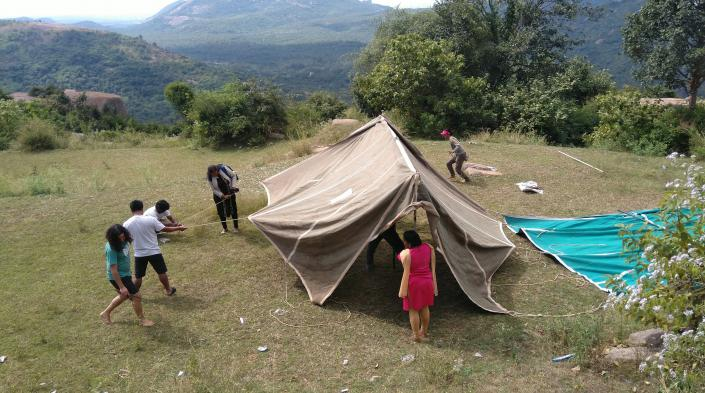 Preparations for an Antillhacks event. Photo: Janastu/Servelots.