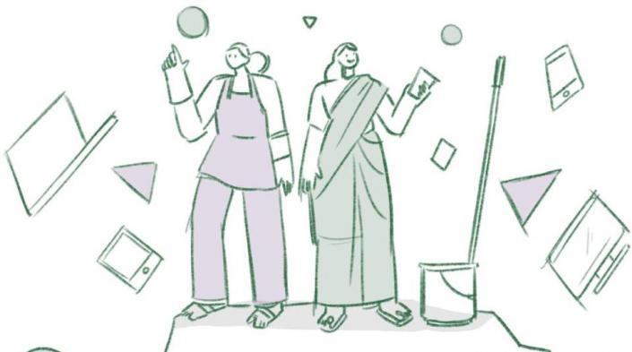 Original artwork by Shruti Lal for CIS India.