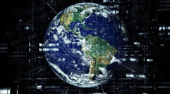 Image by TheDigitalArtist used under Pixabay License (https://pixabay.com/photos/earth-internet-globalisation-2254769/)