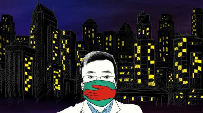 From GenderIT.org. Artist: Paru Ramesh