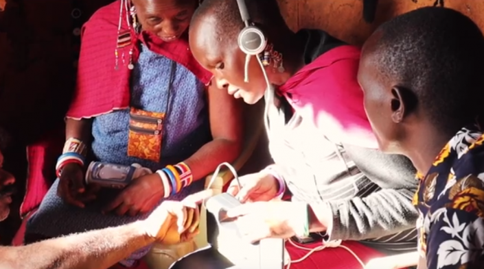 Image: Screenshot from AlterMundi's video about the community networks meeting in Nairobi, Kenya, May 2019.