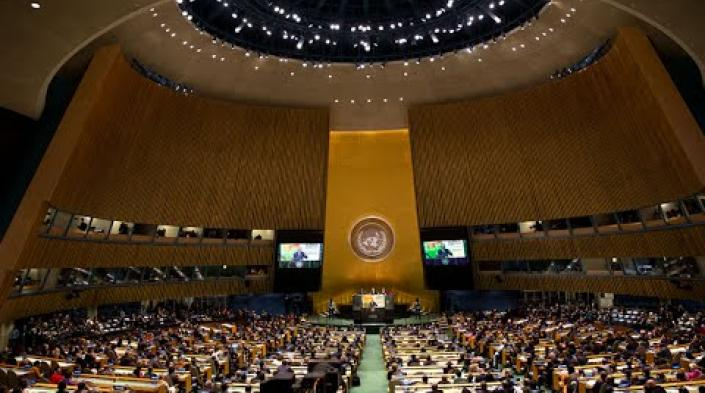 UN General Assembly adopts resolutions to protect human