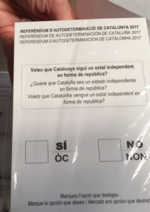 APC calls for an end to restrictions on freedom of expression in Catalonia