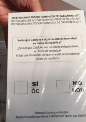 APC pide que cesen las restricciones contra la libertad de expresión en Cataluña