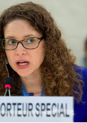 Cultural rights for all: The UN must continue to support the mandate of the Special Rapporteur