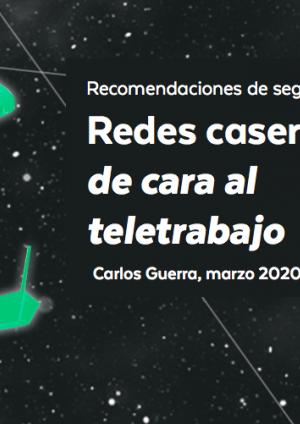 Derechos Digitales: Redes caseras frente al teletrabajo