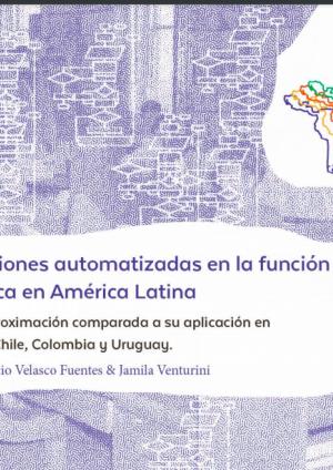 Decisiones automatizadas en la función pública en América Latina