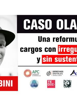 Reformulación de cargos en caso Ola Bini: continúan las irregularidades