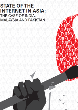 State of the internet in Asia: The case of India, Malaysia and Pakistan