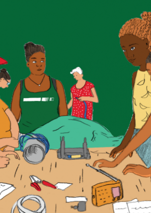 Policy brief and recommendations for an enabling environment for community networks in Brazil