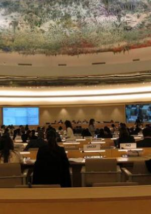 HRC37: Written statement on internet freedoms of Palestinians