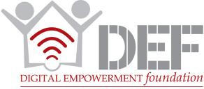 Digital Empowerment Foundation (DEF)